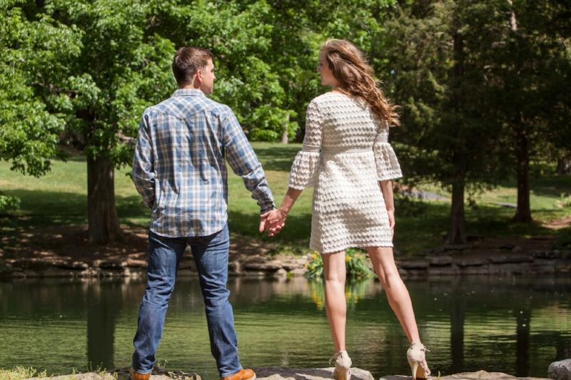Cheekwood Stylish Engagement