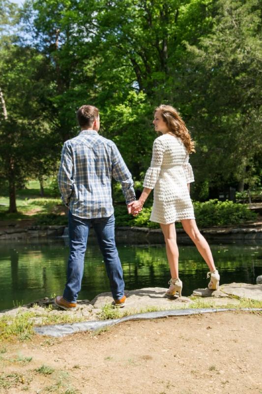 Cheekwood Engagement