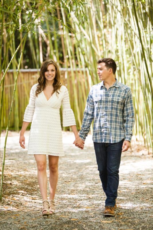 Nashville Engagement Photo