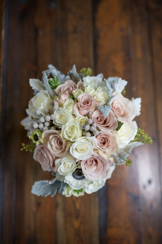 Stunning Wedding Bouquet by Flower Wild