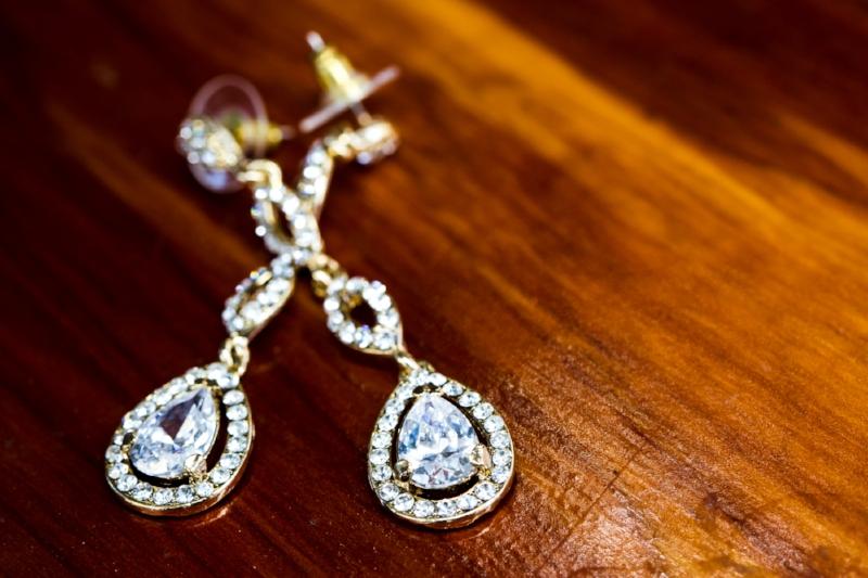 Brides Earrings