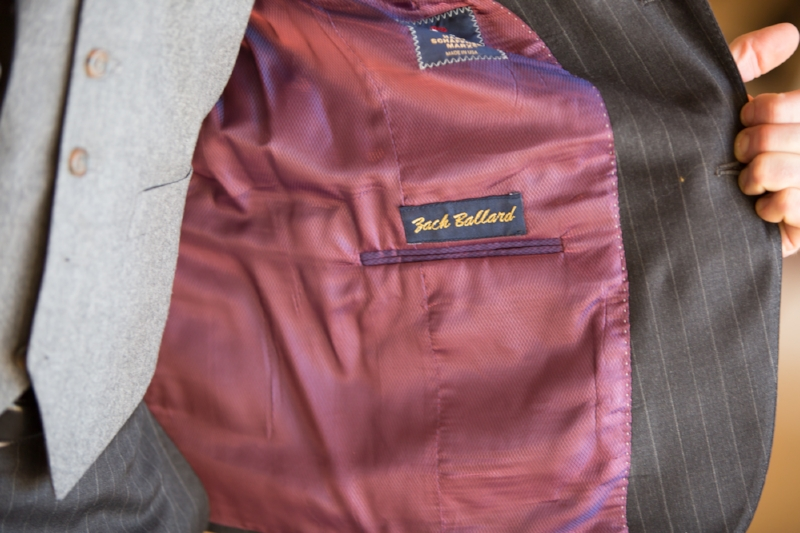 Custom made Groom Suit