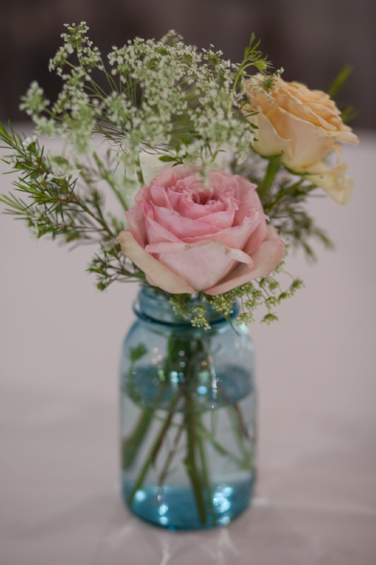 Simple and Elegant - Designed by Bride