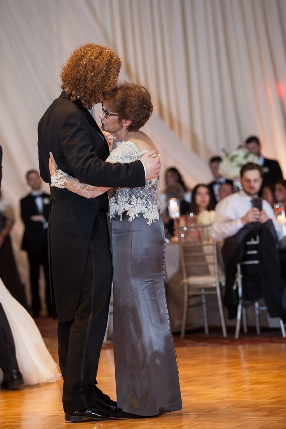 Family Dances Westin Nashville Wedding Reception