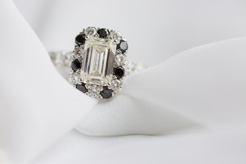 This engagement ring!! Gorgeous!