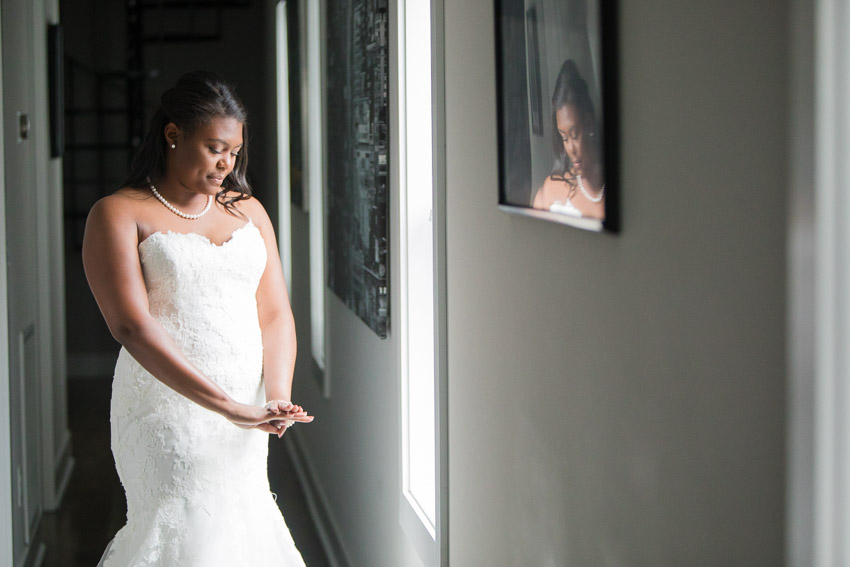 You are a stunning Bride Bianca!