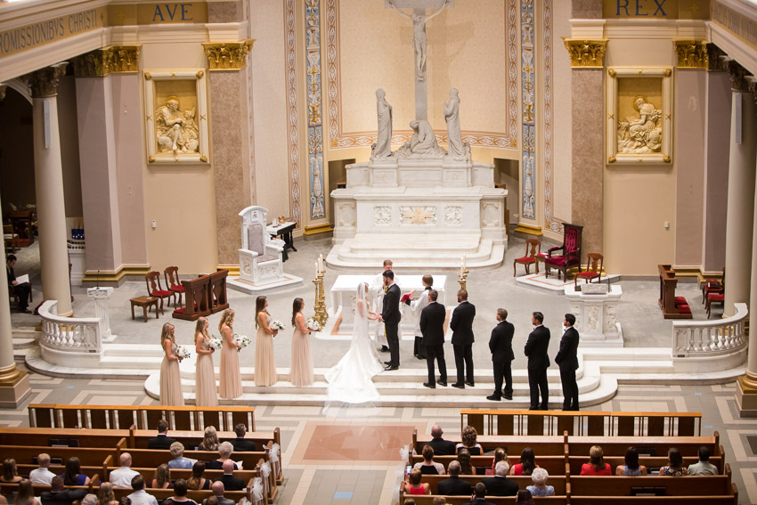 """Such a gorgeous Cathedral to say """"I do!"""""""