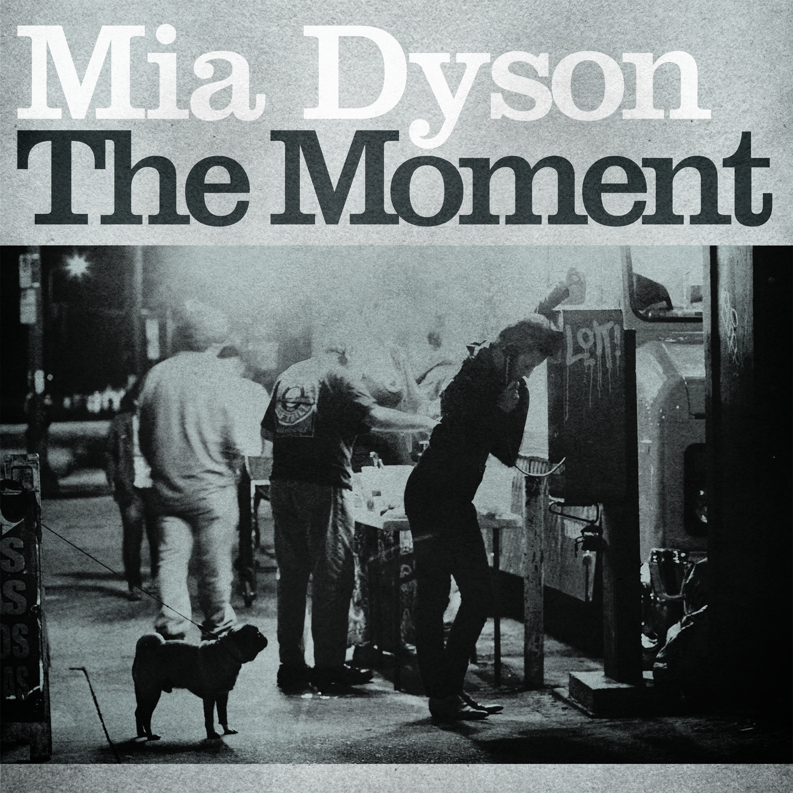 Mia Dyson  The Moment Black Door/ MGM (2012)