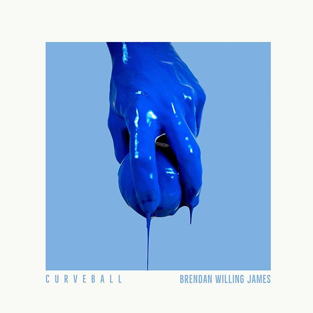 Curveball - the new single from @bwilling - available now wherever digital music is served.