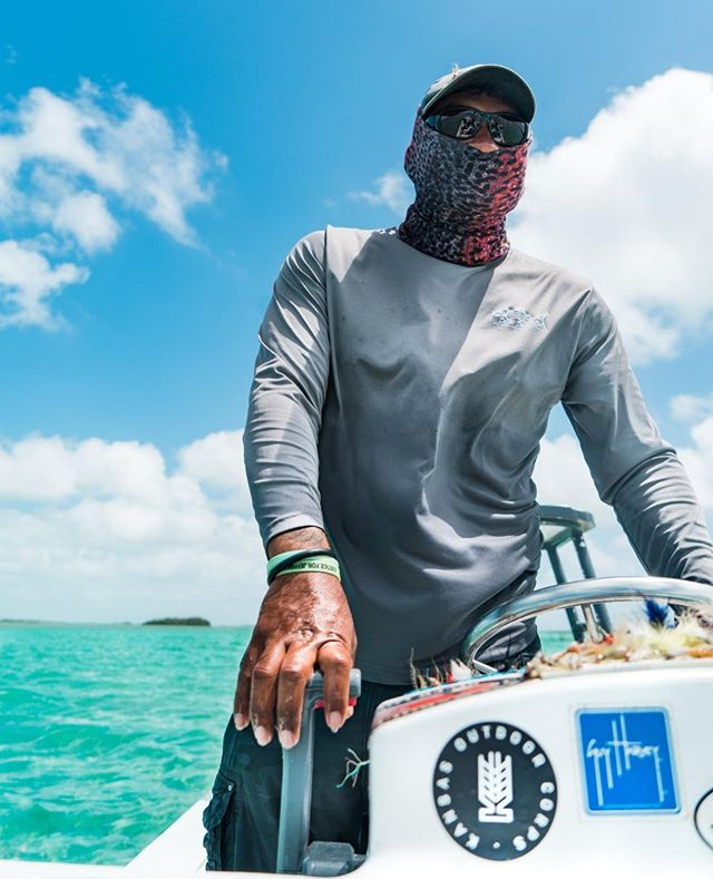 We came, we shot, we left stickers. Belize was amazing. Great time working with our friends from @bluebonefishbelize, @chasing_ghosts_charters, @iliamnariverlodge, @jamezjohnson, @gotta_ketch_um_all @polanco_joe_ @wildontheflyadventuretravel⁣ 📸@josiahengsdrum ⁣ #kansasoutdoorcorps #getupgetout #belize #saltwaterfishing #bonefish #permit #onthefly #flyfishing #saltwaterflyfishing #tarpon #yet⁣