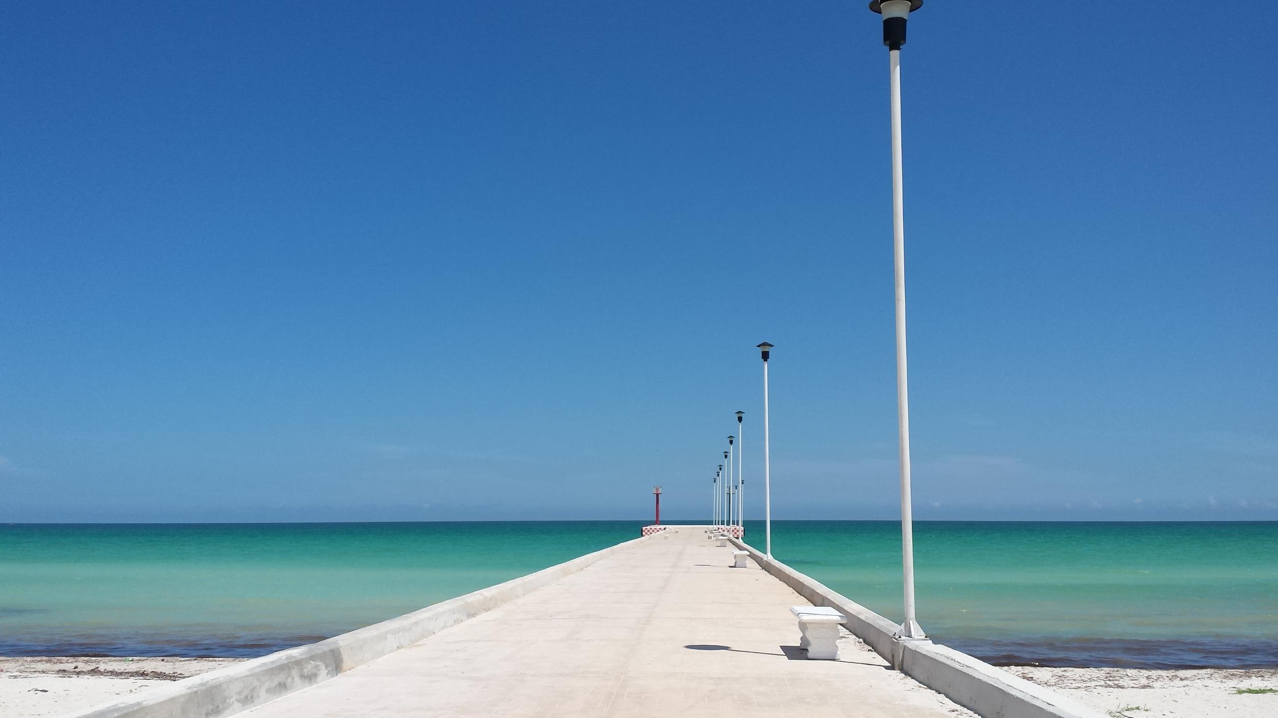 Muelle El Cuyo