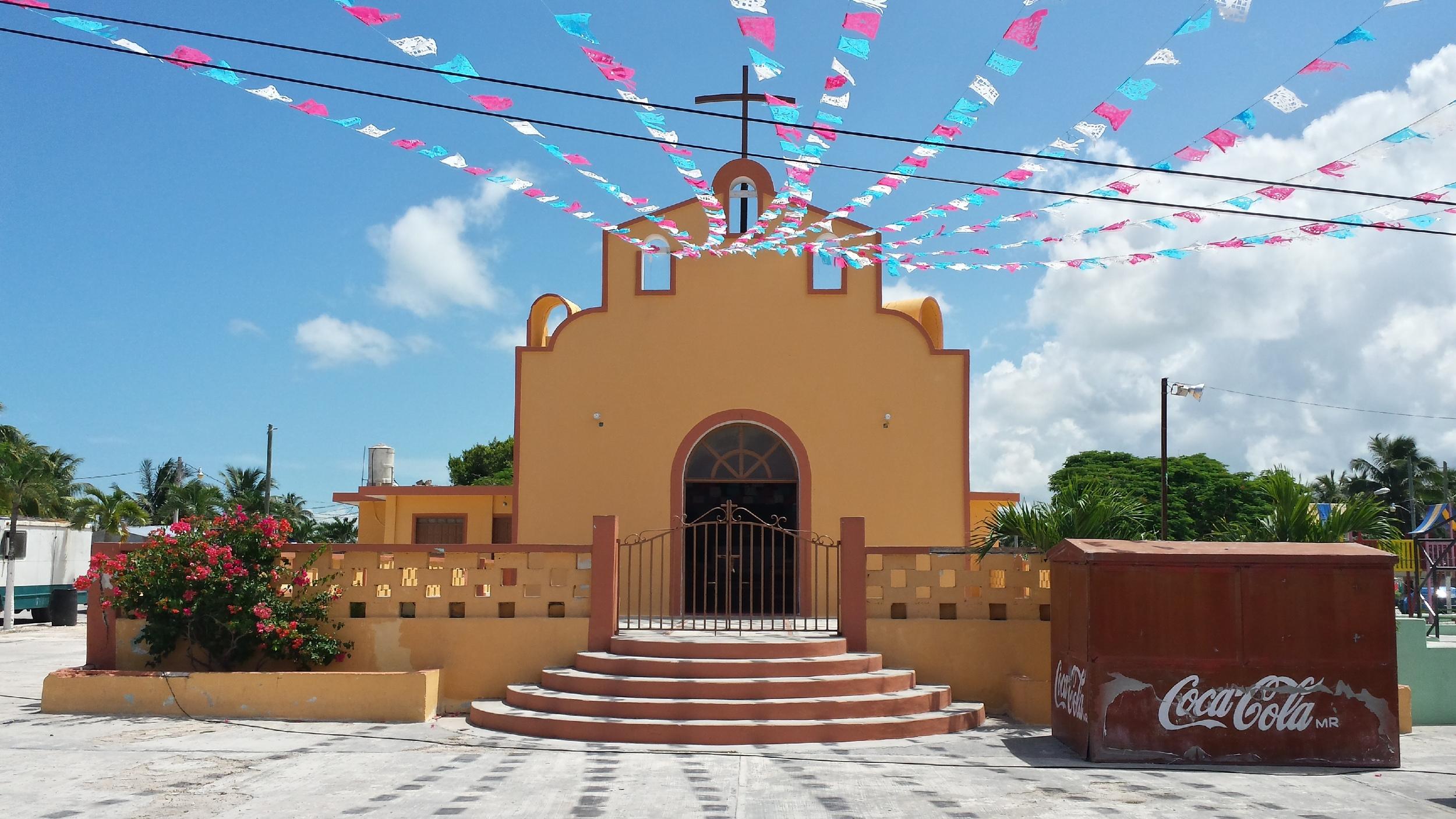 Iglesia El Cuyo