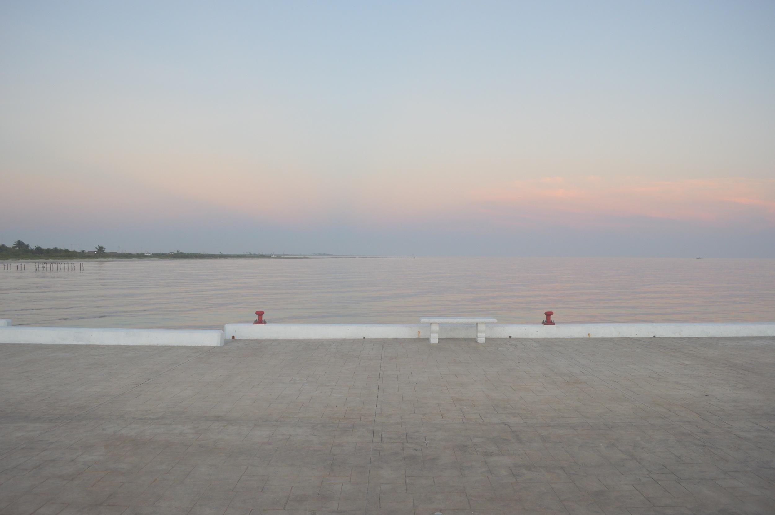 Sunrise in El Cuyo
