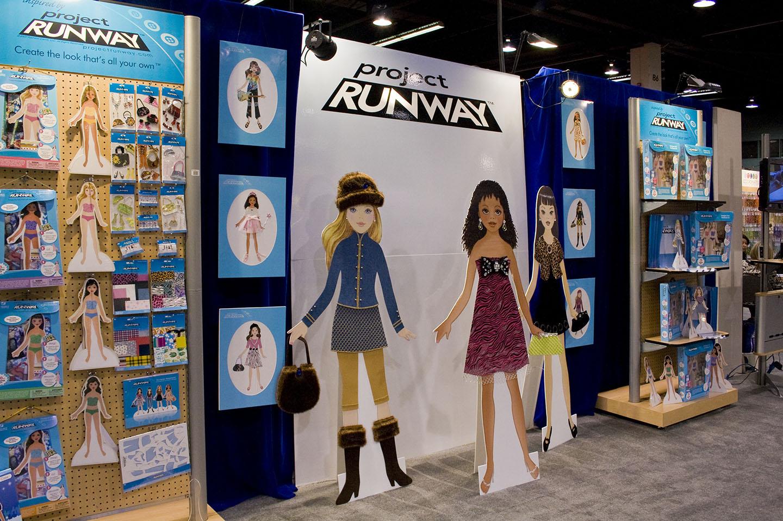 Proj Runway at CHA show full booth.jpg