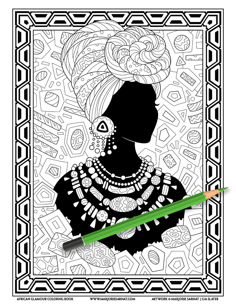 Jewelry Lady
