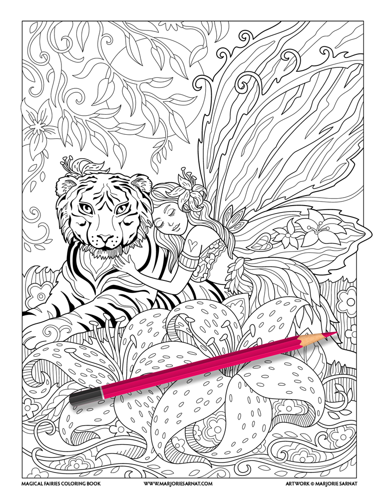 Tiger Fairy
