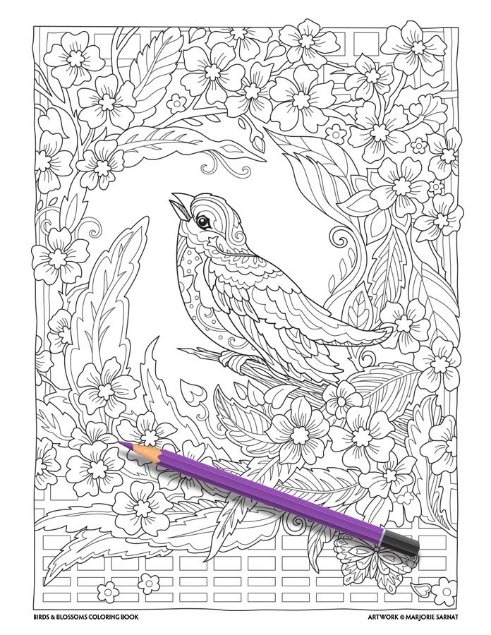 Sparrow on a Trellis FINAL
