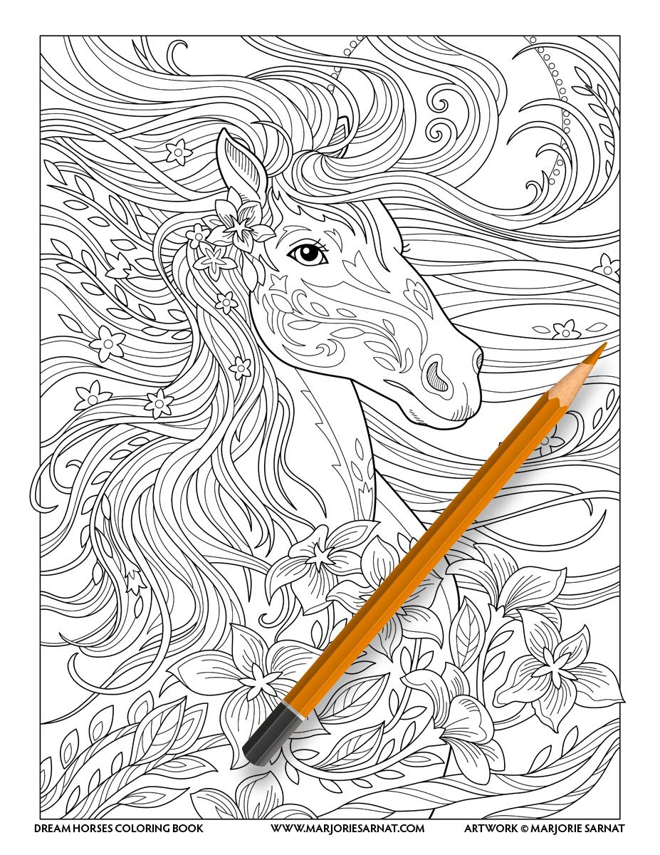 Dream Horses Cover