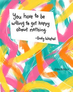 Get Happy by Robyn Petrik