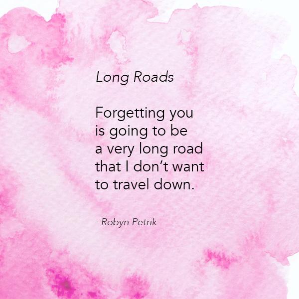 Long Roads