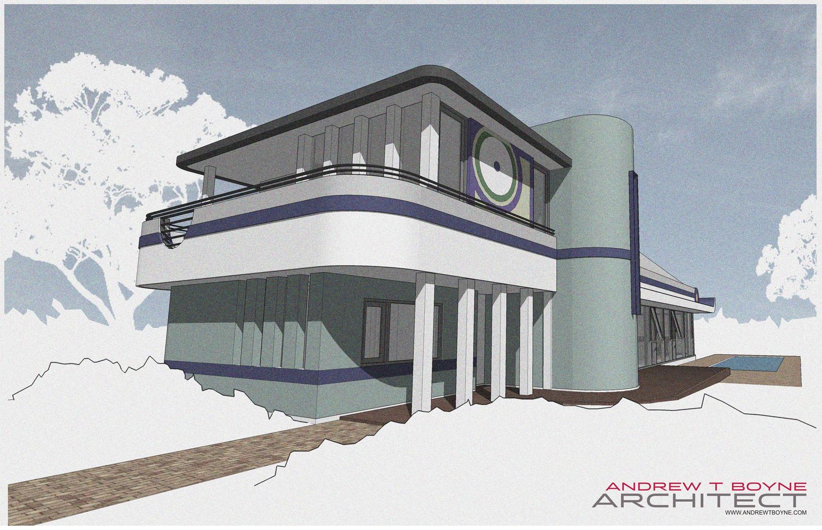 Art-Deco - Andrew Boyne Architect