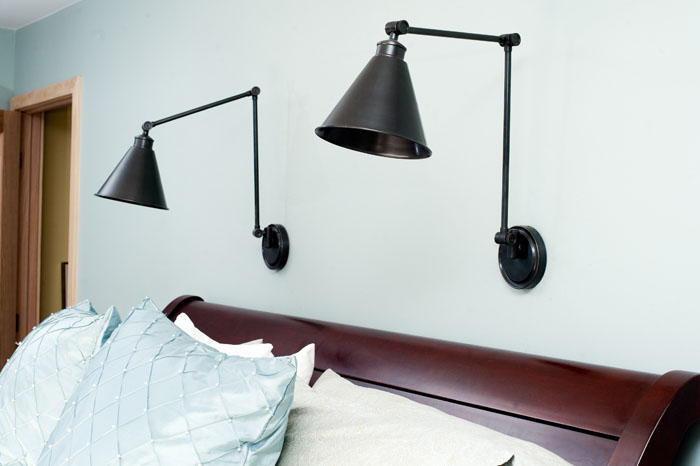 Restoration Hardware Sconces