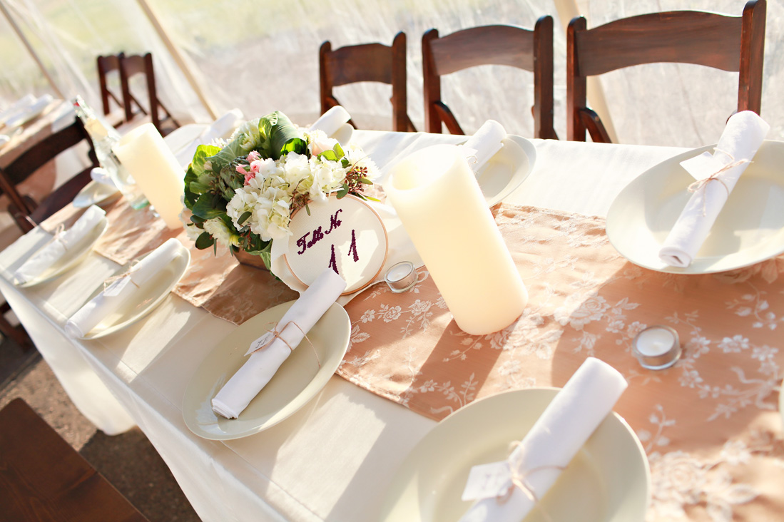Rustic Table Runners