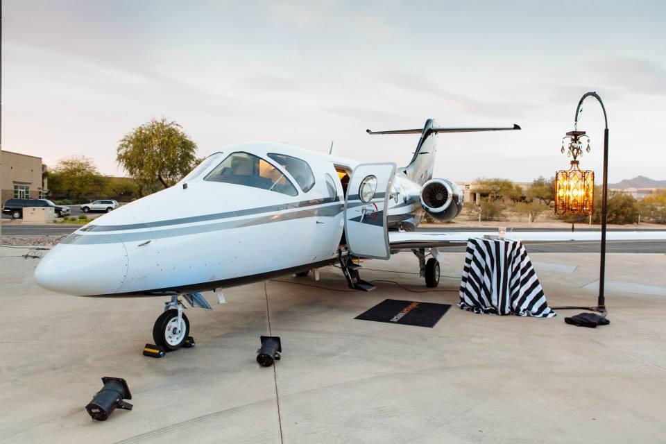Scottsdale Magazine + Jetlinx Party - Scottsdale AirparkPhotographer: Haute Photography