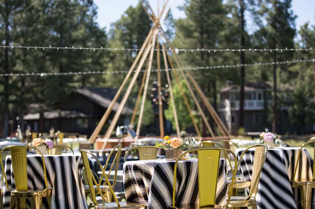 Southwest Wine & Food Pairing - Forest Highlands Golf ClubPhotographer: Kristen Carnes Photography