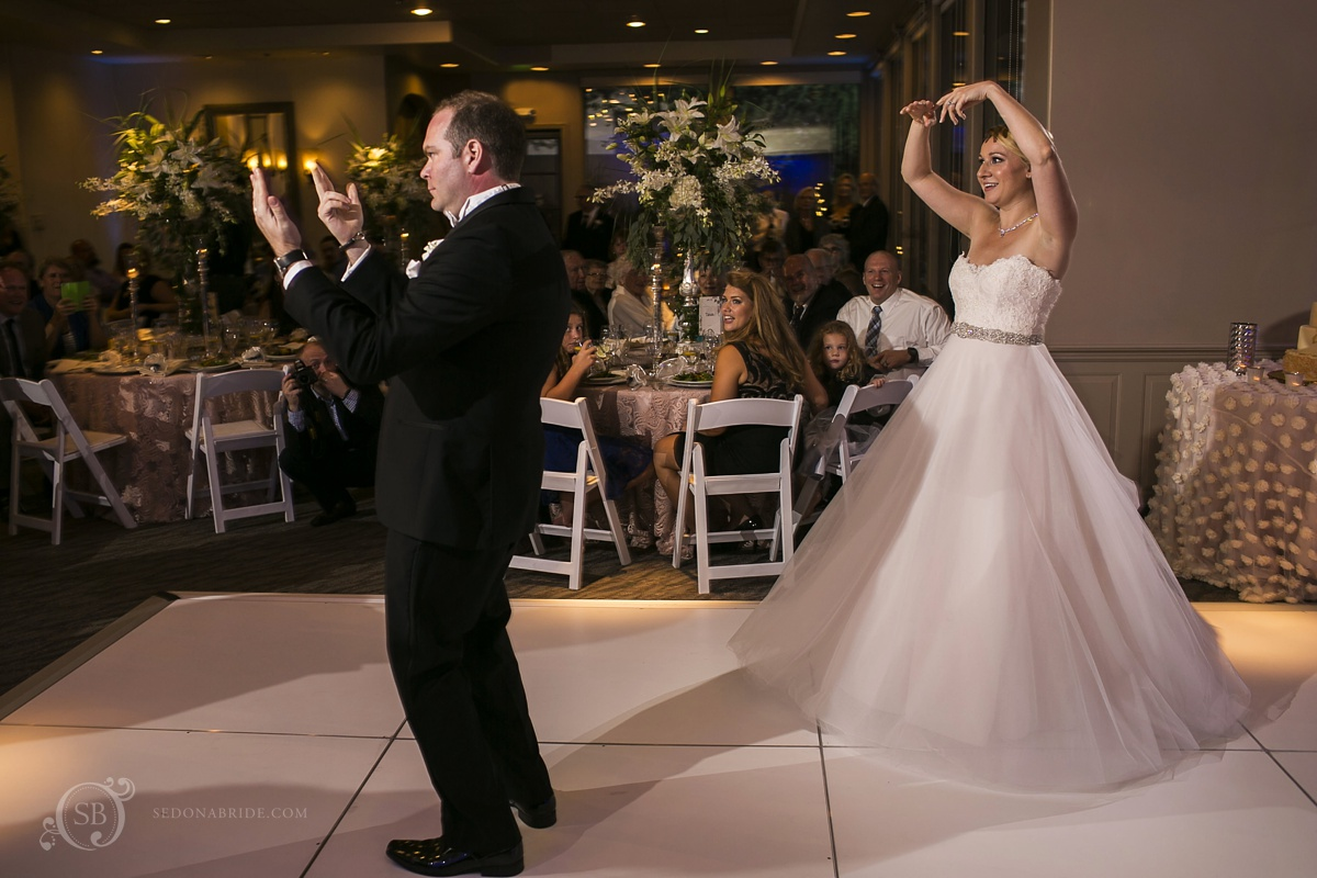 choregraphed first dance.JPG