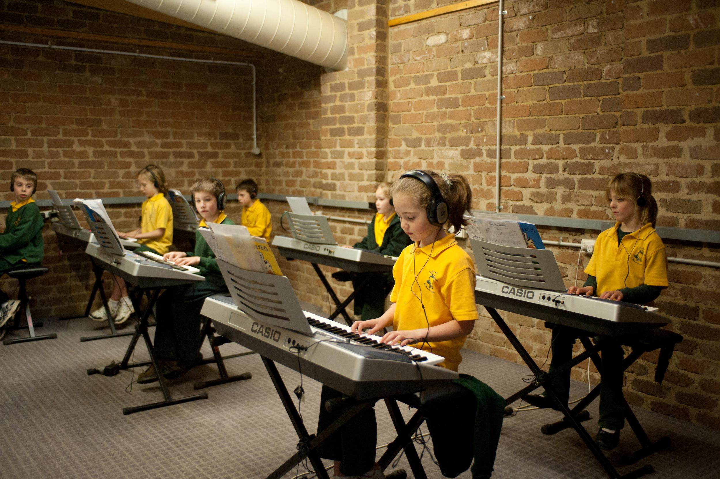 Instrumental Music — Eltham North Primary School