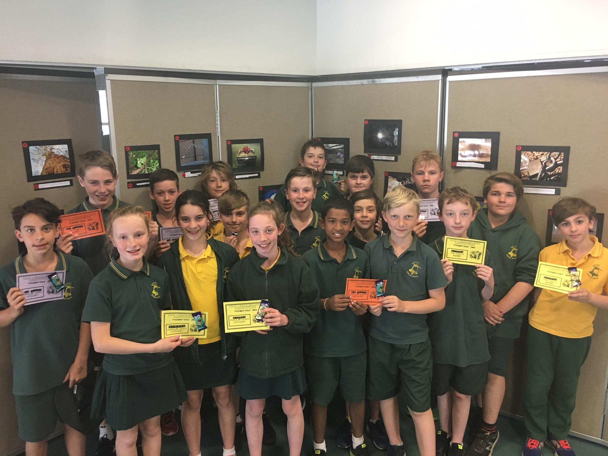 Our award winners