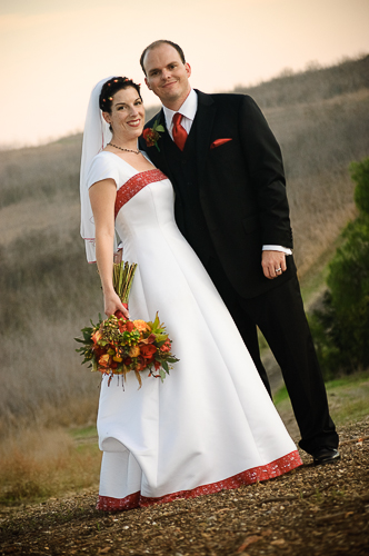 Brian and Rebecca