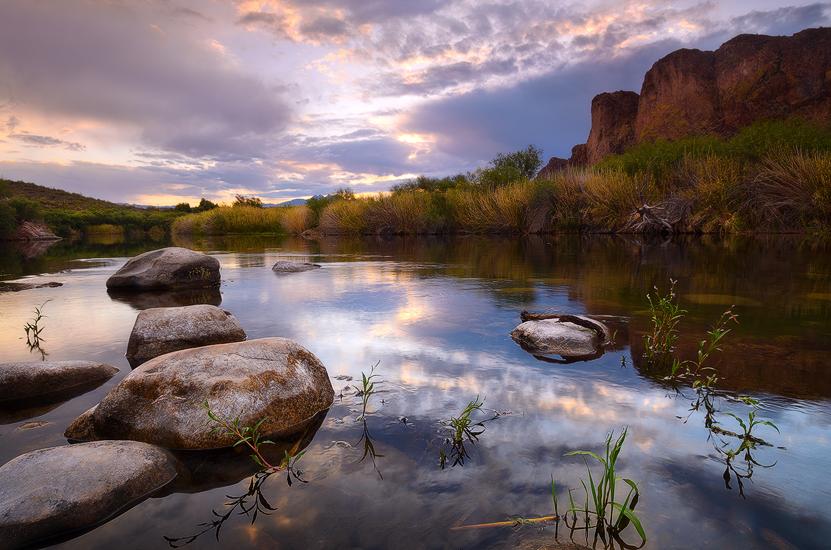 If I Had A Wish - Lower Salt River, Salt River, AZ
