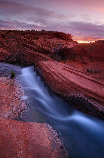 Go With The Flow- Sand Hollow State Park, Hurricane, UT