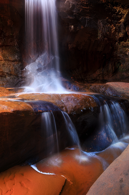 Run Off - Water Canyon, UT