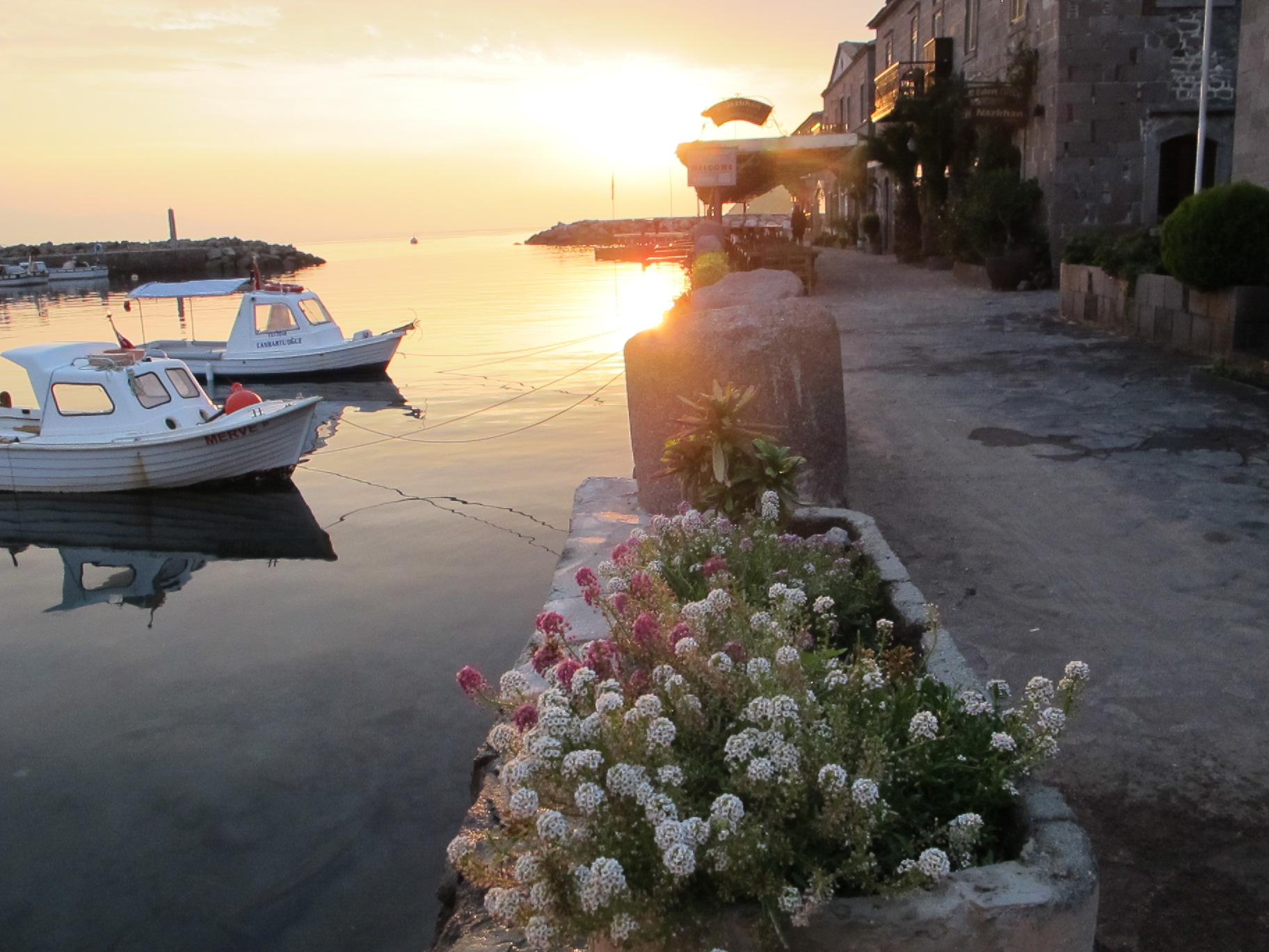 Vid Egeiska havet