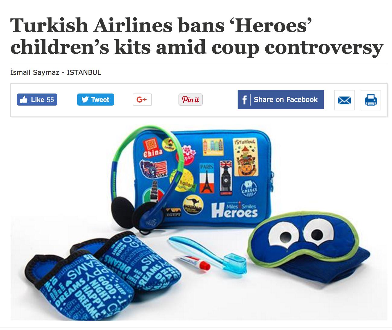 Från Turkish Daily News/Hürriyet