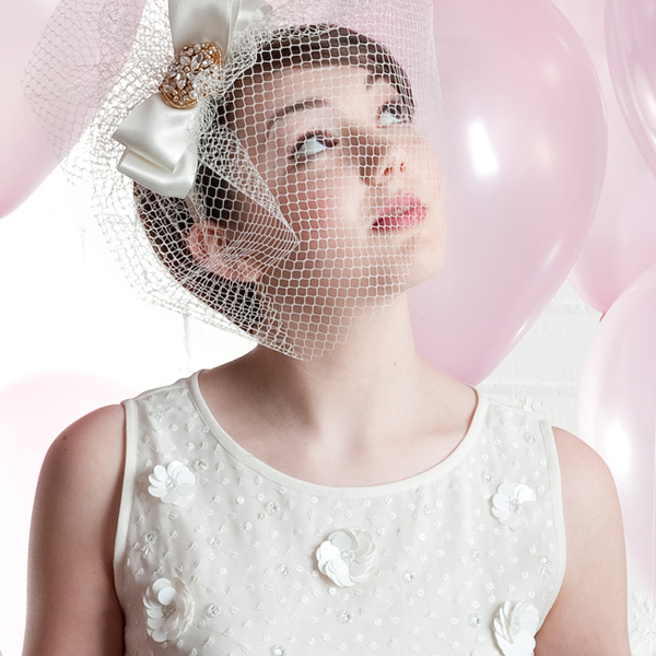 Diana Bridal Birdcage Veil By Harriet product head.jpg
