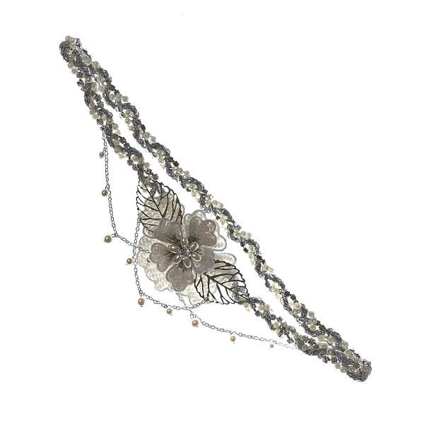 Petite Christobel Boho Vintage Circlet By Harriet Bespoke Bridal Hair Accessories.jpg