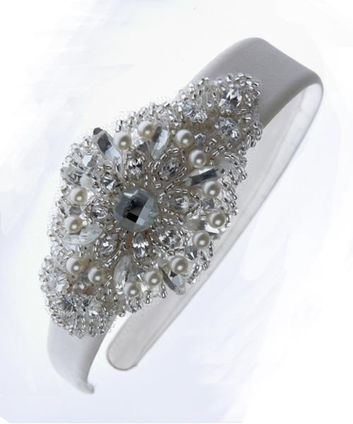 Louisa crystal diamante pearl Bridal heaband By Harriet.jpg