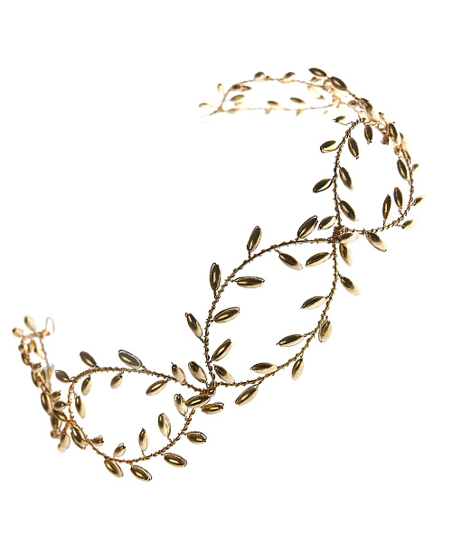Ciara Gold Boho Vintage Circlet By Harriet Bespoke Bridal Hair Accessories.jpg