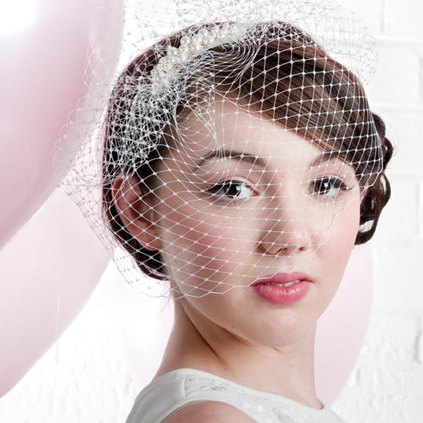 Audrey Bridal Birdcage Veil By Harriet product.jpg