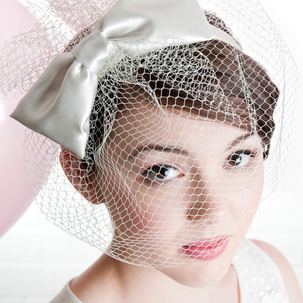 Nina Bridal Birdcage Veil By Harriet product.jpg