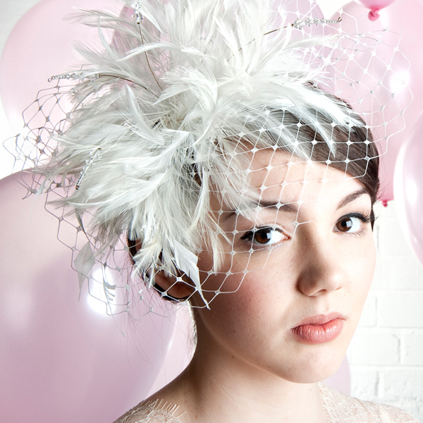 Veiled Belle Bridal Birdcage Veil By Harriet product.jpg