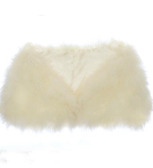 Marabou Feather Wrap