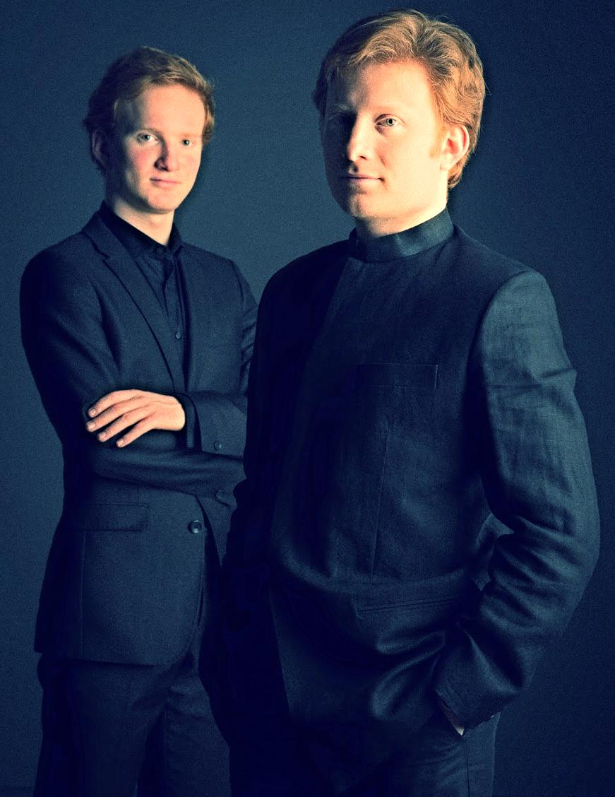 Filip & Michał Ćwiżewicz |  Photo: Anthony Dawton