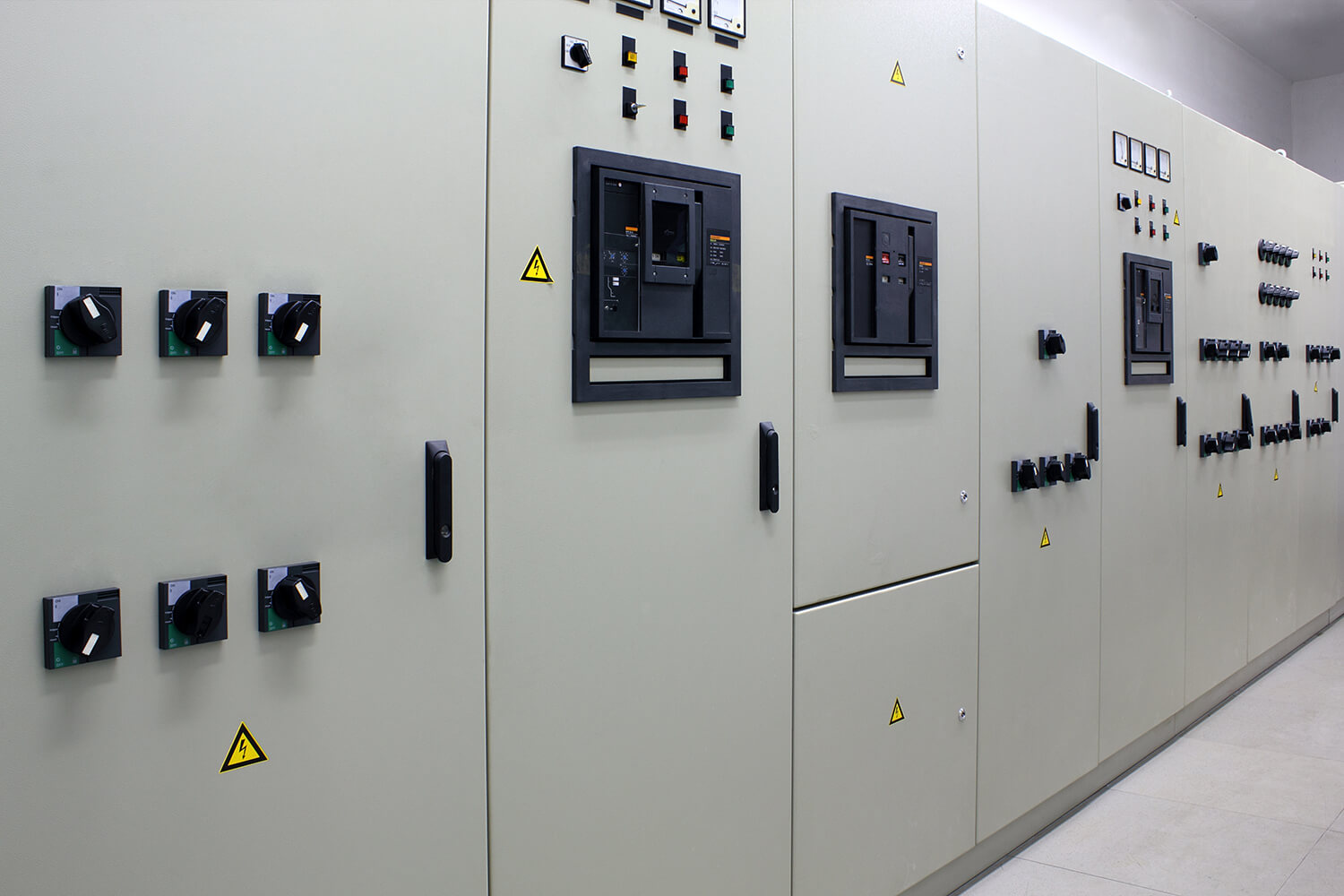 WEMO production lines for electrical enclosures