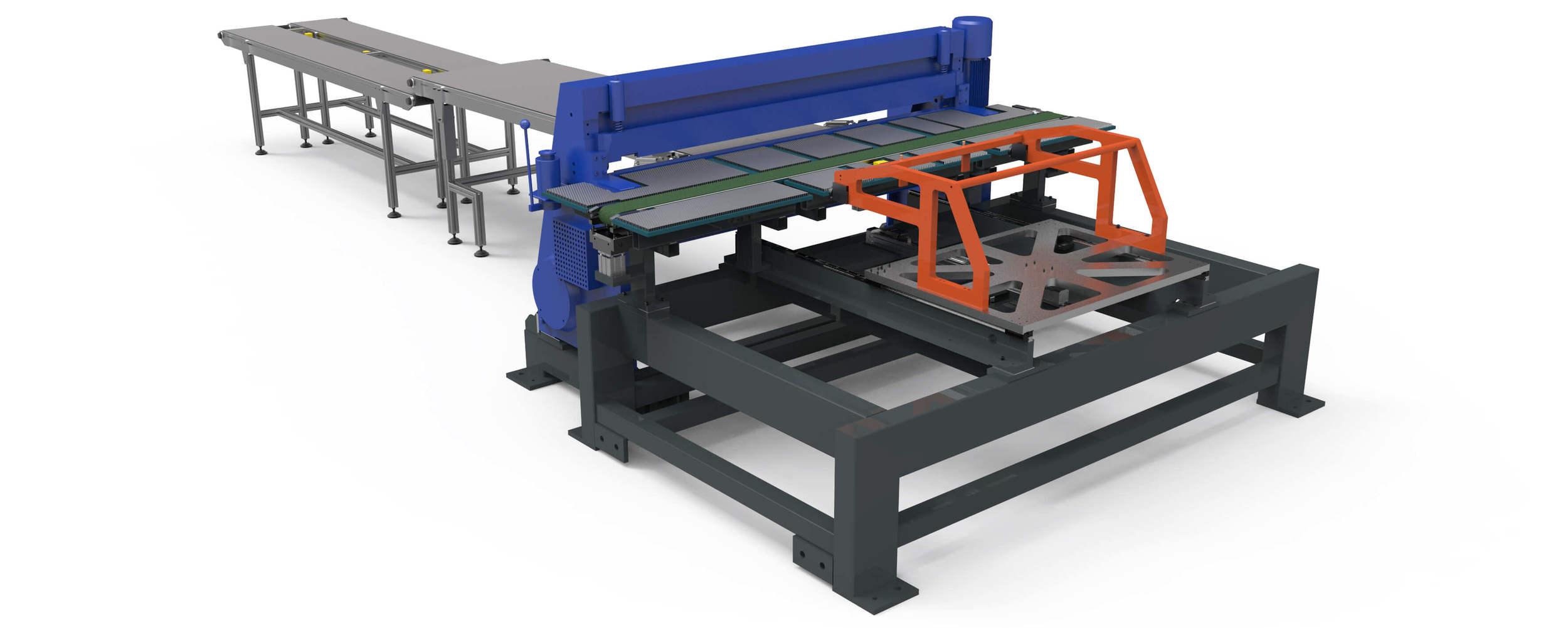 WEMO Produktionsanlagen für Spinde und Schränke