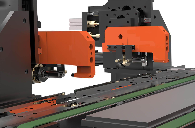 WEMO machines clinchen technologie voor productielijnen